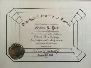 Shelene Color-Diploma