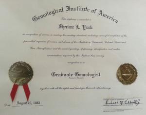 Sherlene GG- Diploma